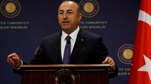 وزيرا خارجية تركيا وأمريكا يلتقيان 4 يونيو