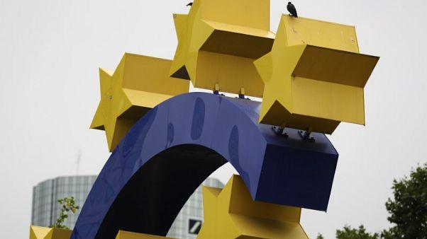 يوروستات يؤكد تباطؤ التضخم بمنطقة اليورو في أبريل