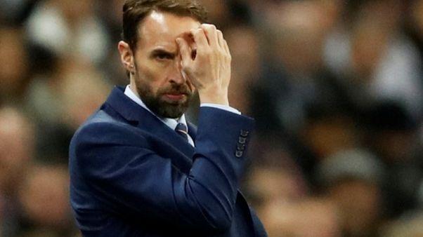 ساوثجيت يعلن تشكيلة شابة لإنجلترا في كأس العالم