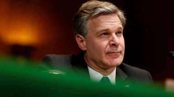 مكتب التحقيقات الأمريكي: لدينا أكثر من 2000 تحقيق يتعلق بإرهابيين محتملين