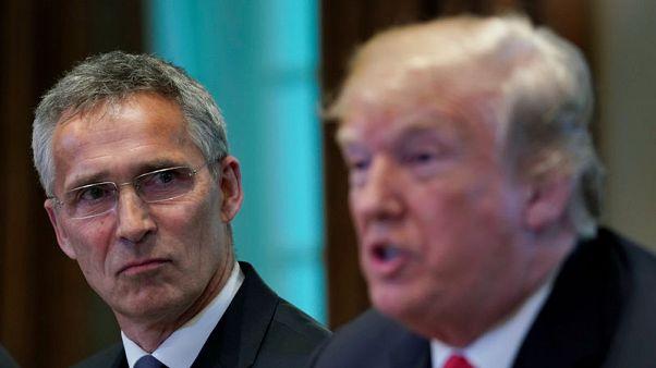 ترامب: سيتم التعامل مع الدول التي لا تفي بالتزاماتها في حلف الأطلسي