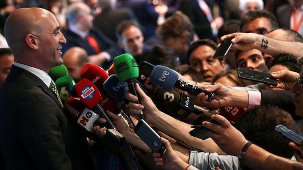 انتخاب روبياليس رئيسا جديدا لاتحاد كرة القدم في اسبانيا