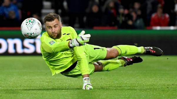 Image result for Bournemouth keeper Boruc signs new one-year deal