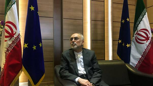 Europe reassures Iran of commitment to nuclear deal without U.S.