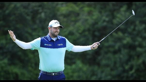 Golf, a Dallas Leishman al comando