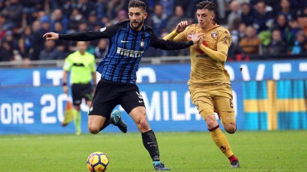 Inter, convocato anche Gagliardini