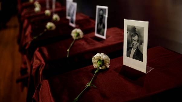 Remains of Spanish dictatorship's victims handed to families, 80 years on