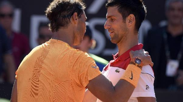"""Nadal """"N.1? Vincere Roma più importante"""""""