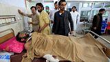 مسؤولون: مقتل 8 في تفجيرات باستاد في أفغانستان