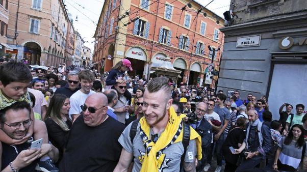 Zaytsev a Modena, 'non vi deluderò'
