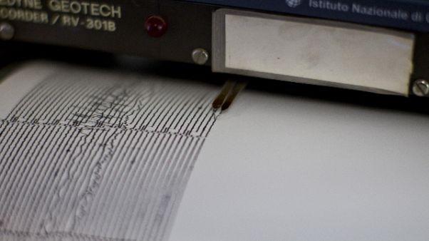 Terremoto nel piacentino, magnitudo 4.3