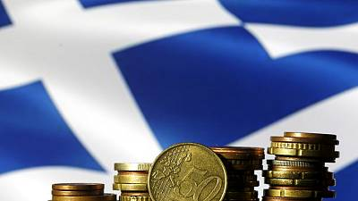 Euro zone to decide on terms of Greek bailout exit in June - Centeno