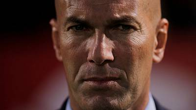 Zidane continues Real family dynasty by playing son Luca