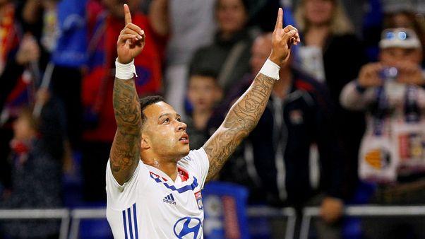 Monaco and Lyon clinch Champions League spots
