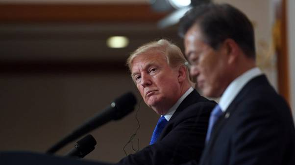 South Korea, U.S. to work closely on summit after Pyongyang's about-face