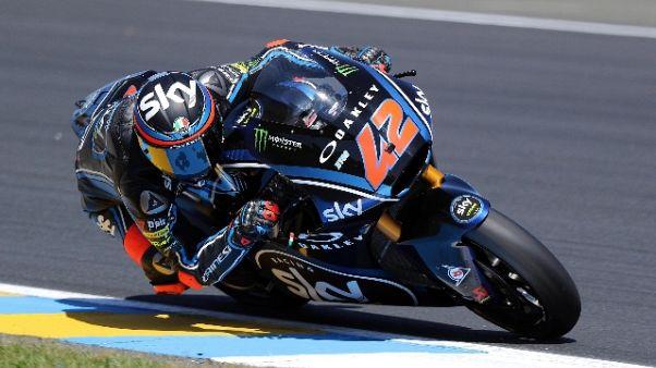 Moto2: Francia: Bagnaia domina a Le Mans