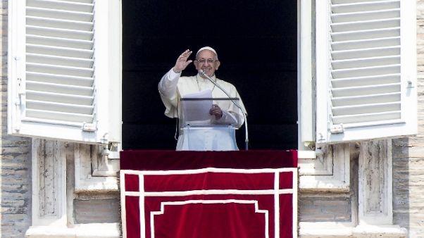 Papa: 29/6 concistoro,14 nuovi cardinali