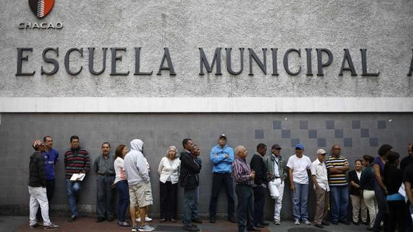 Venezuela's decimated 'Resistance' protesters stay off streets for election