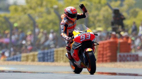 Gp Francia: Marquez, vittoria importante
