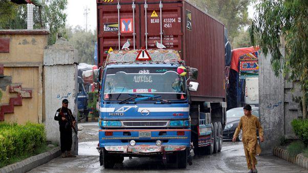 تحليل-عقوبات أمريكا على إيران تهدد مشروعا تجاريا حيويا في أفغانستان