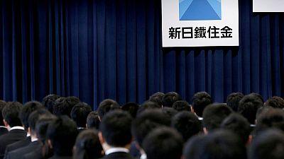 Nippon Steel says solid demand mutes impact of U.S. duties