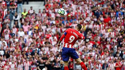 Torres nets twice in fitting send off as Atletico draw with Eibar