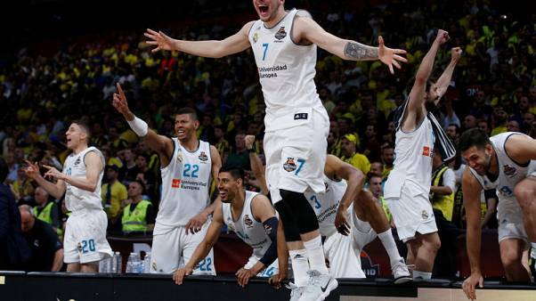 Real beat Fenerbahce to win 10th Euroleague title