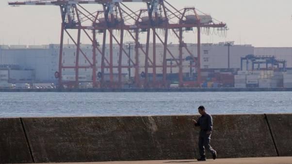 Japan April exports rise 7.8 percent year-on-year - MOF