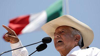 Mexico presidential hopeful Lopez Obrador widens lead - Reforma poll