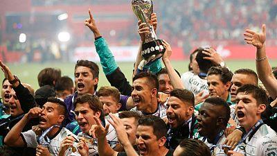 Draw enough to give Santos Laguna Mexican league title