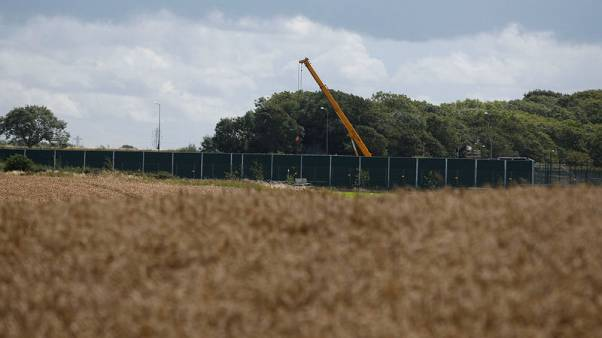 Cuadrilla files injunction to stop trespassing at shale gas site