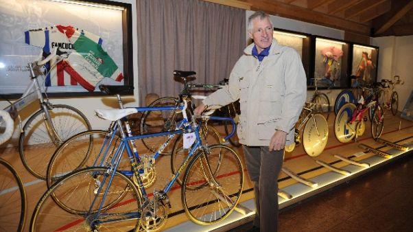 Giro:Moser,nella crono Dumoulin favorito