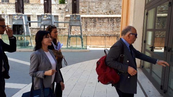 Shalabayeva in tribunale a Perugia