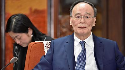 China's powerful new vice president to visit Russia, Belarus