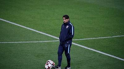 Croatia's Dalic cuts World Cup squad to 24 players
