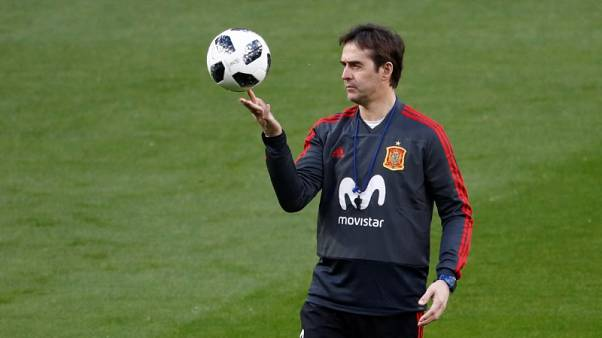Rejuvenated Spain ready to thrill the world again