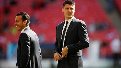 Morata's painful season gets worse with World Cup snub