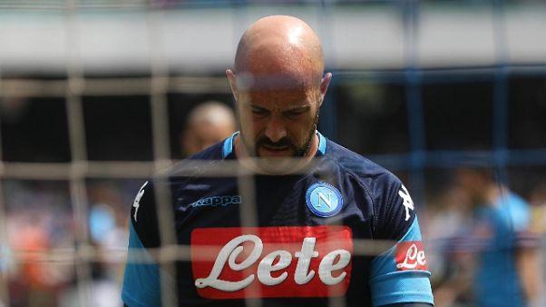 Figc deferisce Reina e P.Cannavaro