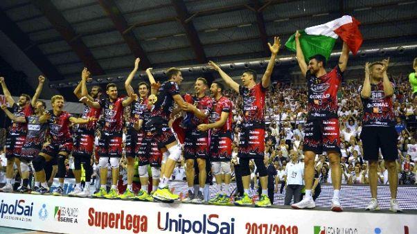 Volley: riforma campionati, verso A a 12