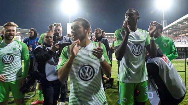 Wolfsburg stay in Bundesliga after playoff win over Kiel