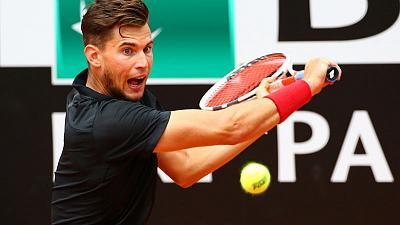 Thiem gears up for Roland Garros with Lyon title