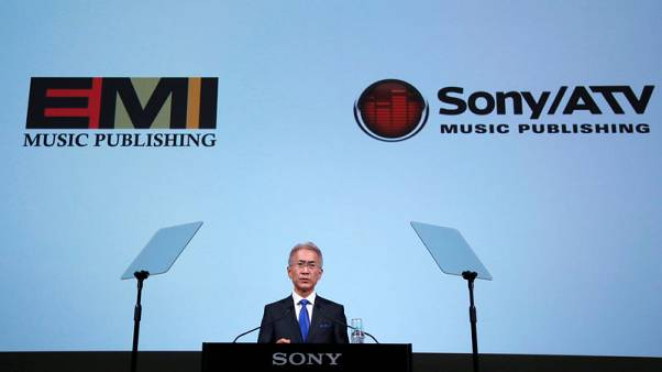 Sony to pay $2.3 billion to acquire control of EMI Music