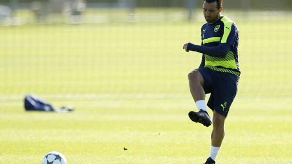 Cazorla leaves Arsenal after reaching end of contract