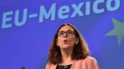 EU's Malmstrom says thinks U.S. considers EU trade proposal insufficient