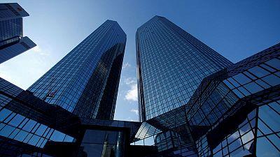 Shareholder advisor Hermes EOS for more effective leadership at Deutsche Bank