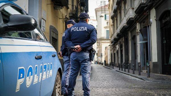 Progettavano rapina a medico, 4 arresti