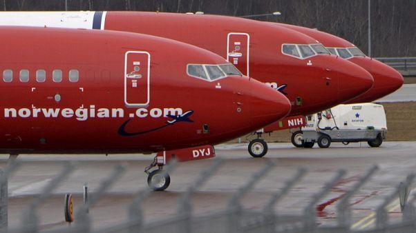 Norwegian Air rises sharply on report of renewed IAG interest