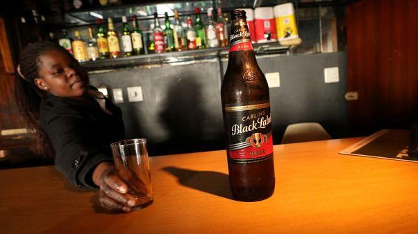 Beer maker AB InBev pumps up the volume in Africa