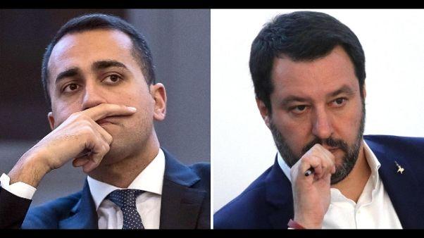 Incontro Salvini-Di Maio, c'è Conte