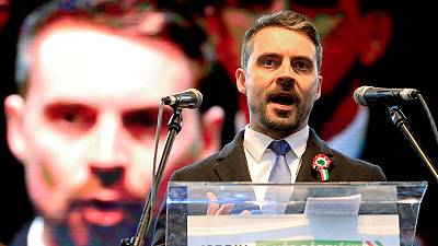 Hardliners in Hungary's Jobbik demand return to far-right roots